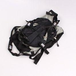 Turistický batoh černošedý