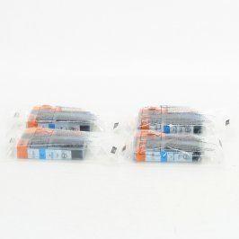 4 x Inkoustová cartridge Canon 526 azurová