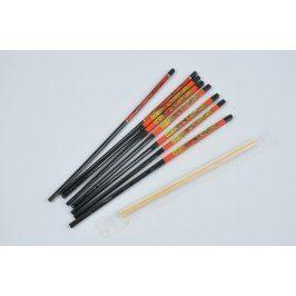 Čínské hůlky zdobené