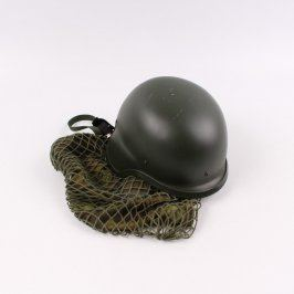 Helma na Airsoft černé barvy