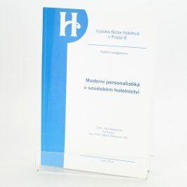 Učebnice Personalistika v hotelni.