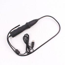 USB Endoskop černý délka 75 cm