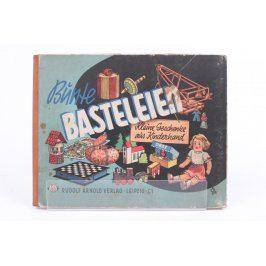 Dětská knížka M.§ H. Greschek Schoelzel:Basteleien