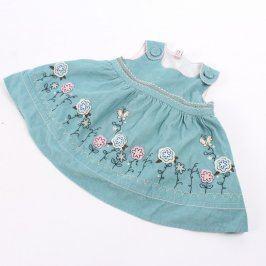 Dětské šaty Adams Baby s květinami