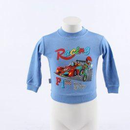 Dětská mikina Cerenimo modrá Racing