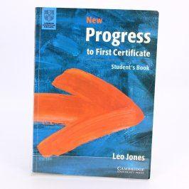 Pracovní sešit Progress to First Certificate