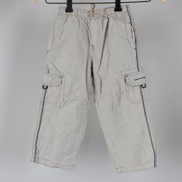 Dětské plátěné kalhoty Old Navy