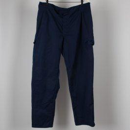 Pánské kalhoty Initial odstín modré