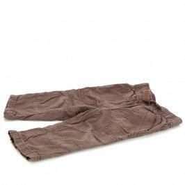 Dětské kalhoty Next hnědé