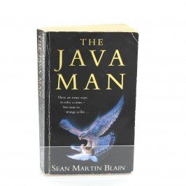 Kniha The Java man S.M. Blain