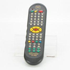 Dálkový ovladač Imex CK-888 černý