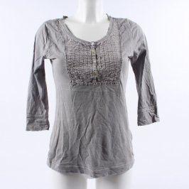Dámská halenka H&M odstín šedé
