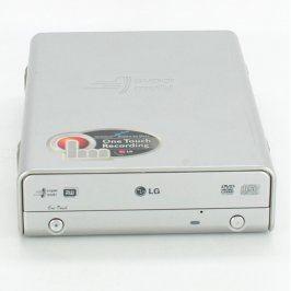 Externí DVD-RW mechanika LG GSA-E20N USB