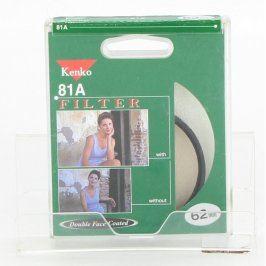 Barevný filtr Kenko 81A 62 mm