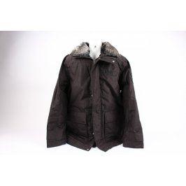 Pánský kabát RG512, černý