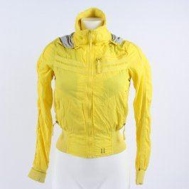 Dámská bunda Fishbone žlutá