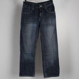 Dětské džíny Next tmavě modré