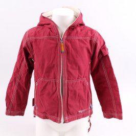 Dětská bunda Killtec odstín červené