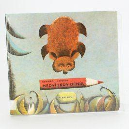Dětská knížka Albatros Medvídkův deník