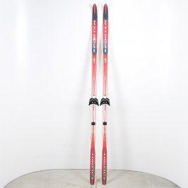 Běžecké lyže Sporten s vázáním