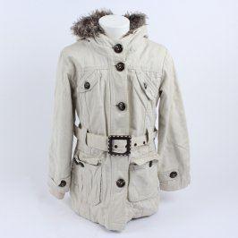 Dětský kabát Reserved Kids béžový