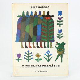 Dětská knížka Albatros O zeleném prasátku