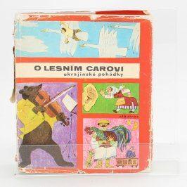 Dětská knížka Albatros O lesním carovi