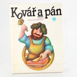Dětská knížka Kovář a pán