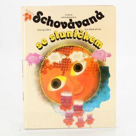 Dětská knížka Schovávaná se sluníčkem