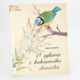 Dětská knížka O sýkorce z kokosového domečku
