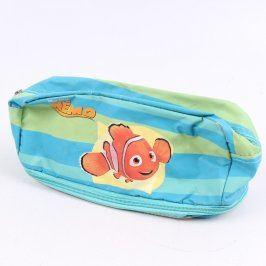 Penál Disney Hledá se Nemo modrozelený