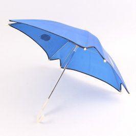 Deštník skládací dětský odstín modré