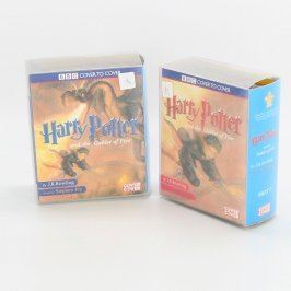 Audiokniha Harry Potter and Goblet of Fire