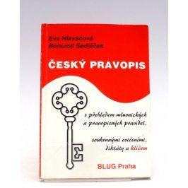 Učebnice Český pravopis