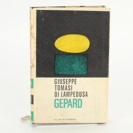 Kniha Giuseppe Tomasi di Lampedusa: Gepard