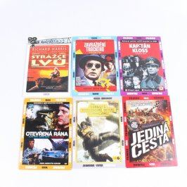 Mix BluRay, DVD a VHS 114719