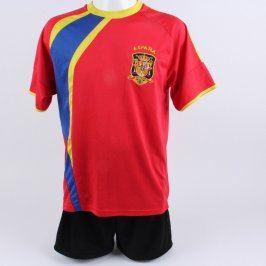 Fotbalový dres Španělsko s kraťasy