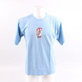 Pánské tričko Respiro odstín modré