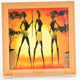 Obraz Tři dívky z Afriky