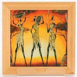Obraz Tři africké dívky