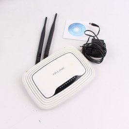 WiFi router TP-Link TL-WR841ND bílý