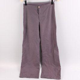 Dámské kalhoty Take Two odstín hnědé
