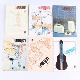 Sada časopisů Průmyslový Design