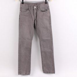 Dívčí kalhoty C&A Here There šedé