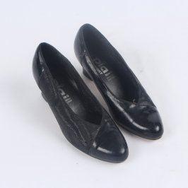 Dámské lodičky Dia Comfort černé