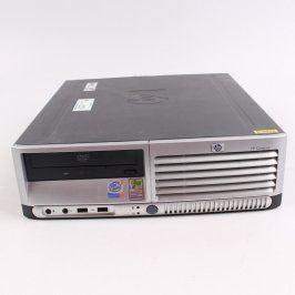 Desktop PC HP Compaq DC7100SFF bez HDD a RAM