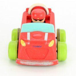 Plastové dětské autíčko s řidičem