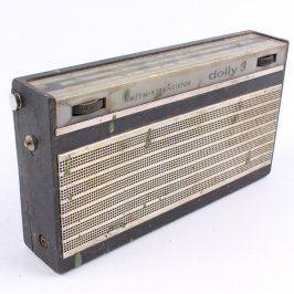 Transistorový příjímač Tesla Dolly 3