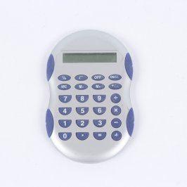 Kalkulačka Concept stříbrná