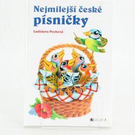 Dětská knížka Nejmilejší české písničky